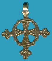 Brass and Plated Brass Crosses